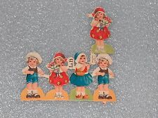 ANTIQUE L&B 33794 DIE CUT SCRAPS, GERMANY, 1920-30