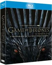 GAME OF THRONES SAISON 8 BLU-RAY  COFFRET  NEUF SOUS BLISTER