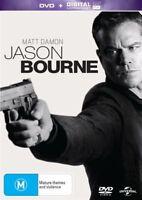 Jason Bourne DVD : NEW
