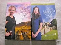 Lot of 2 Love Endures APRIL GOLD & JOB'S NIECE by Grace Livingston Hill