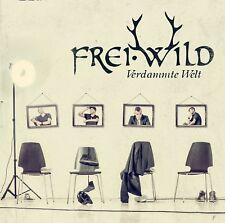 FREI.WILD - VERDAMMTE WELT  CD SINGLE NEW!