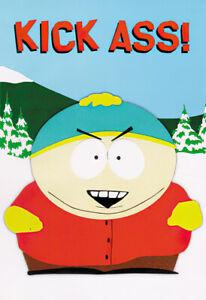 """South Park - TV Poster / Print (Cartman: Kick Ass) (Size: 24"""" X 36"""")"""