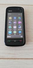 Nokia 5230 used unlocked black phone