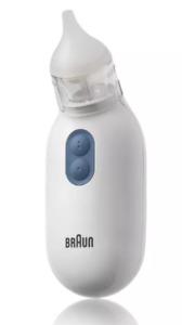 Braun Nasal Aspirator 1 Brand New In The Box (u1)