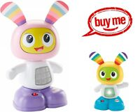 Fisher Price Infant Toddler Bright Beats Light Up Junior BeatBo BeatBelle Toy