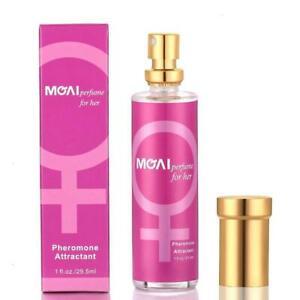 Lure Aphrodisiac Perfume For Woman or Man Pheromone Attract Perfume D9T9 N4H5