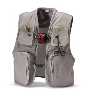 Orvis Men's Clearwater Mesh Fly Fishing Vest 20N5