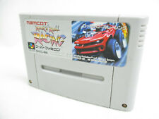 Super Famicom ROCK N' ROLL RACING Nintendo Video Game Cartridge Only sfc