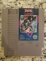 Trojan (Nintendo Entertainment System, 1989) NES CARTRIDGE ONLY TESTED FREE S/H