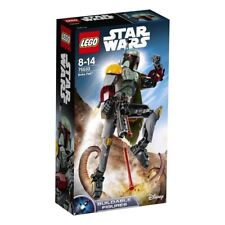 LEGO 75533, Star Wars Buildable Figures, Boba Fett