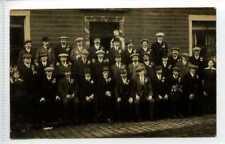 More details for (lc6157-436) rp church schools gathering, deepcar, stockbridge 1907 unused vg