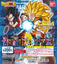 Dragon Ball Super UDM The Best 17 Ultimate Deformed Mascot Gashapon Set of 5pcs