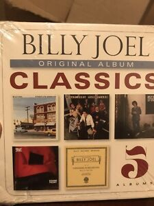 Billy Joel Original Album Classics 5CD Box Set*