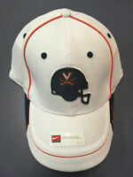 K) University of Virginia UVA Cavaliers Nike Football Blue Helmet Small Hat