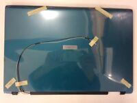 Toshiba Satellite P100 (PSPA3A-01R00P) LCD COVER BlueGreen B WB P/N:A000012420