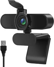 Luoba Webcam 1080P Video Conference HD Camera with Microphone, Desktop Laptop...