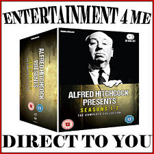 ALFRED HITCHCOCK PRESENTS - COMPLETE COLLECTION SEASONS 1- 7 *BRAND NEW DVD ****
