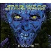 STAR WARS THE PHANTOM CHASE ORIGINAL MOVIE SOUNDTRACK 2-CD: OST JOHN WILLIAMS