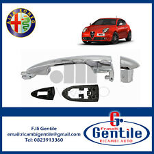 ALFA ROMEO MITO from 2008 HANDLE DOOR OPENING EXTERNAL RIGHT CHROME