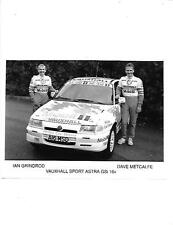 VAUXHALL SPORT ASTRA GSi 16v PRESS PHOTO 'SALES BROCHURE' RELATED