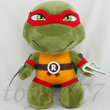 """Teenage Mutant Ninja Turtles Raphael 8"""" Stuffed Animal Raph Character Plush toy"""