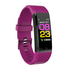 SPORT CARDIOFREQUENZIMETRO TRACKER OROLOGIO SMARTWATCH FITNESS BAND ANDROID iOS