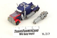 Optimus Prime 100% Complete Voyager Movie DOTM Transformers