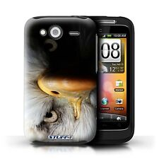 Stuff 4 Case/Case/Back Cover for HTC Wildfire s/g13/Wild Animals