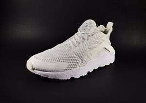 Nike Air Huarache Run Ultra Pure White Platnium Women's Size 10