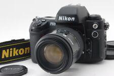 【EXC+++++】Nikon F100 Body + Nikon AF 35-105mm F3.5-4.5 + Strap from Japan #107