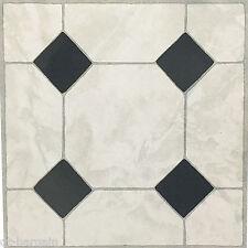 3 x effet céramique vinyle carrelage cuisine salle de bains Autoadhésive un sol