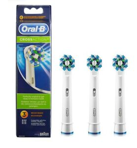 CROSS ACTION 3 HEAD ELACTRIC TOOTHBRUSH REPLACEMENT