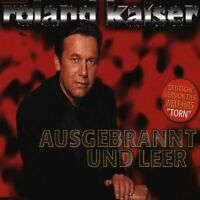 Roland Kaiser Ausgebrannt und leer (torn; 1998) [Maxi-CD]