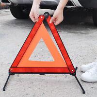 Reflective Warning Triangle Emergency Roadside Safety Triangle Kits