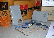 Unbuilt Classikit FM Portable Radio KIT C9088 CD2822 ICs + Heathkit Eico Surveys