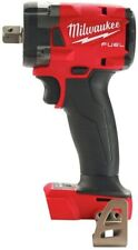 Milwaukee 2855P-20 M18 FUEL 1/2 Compact Impact Wrench w/ Pin Detent TOOL ONLY