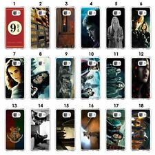 Harry Potter Matte Mobile Phone Cases/Covers for Samsung