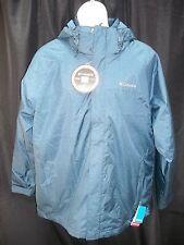 NWT Mens Columbia Morningside Park Interchange Jacket NAVY BLUE SIZE XL