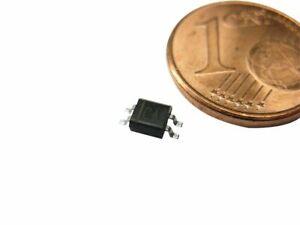 10 x SMD Brückengleichrichter MYS80 Super MicroDIL 0,5A 80V