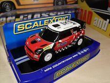 Scalextric C3285 Mini Countryman WRC 'Meeke/Nagle' - Brand New in Box