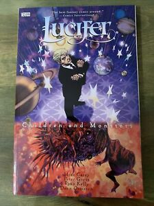 Lucifer: Vol. 2: Children and Monsters (The Sandman) by Gross, Peter Paperback