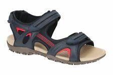Geox Respira Sand.strel Strada D Women's Sandals Outdoor D9225B Navy Blue