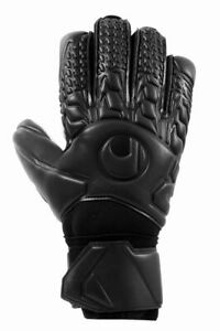 Uhlsport Fußball Comfort Absolutgrip Torwart Handschuhe Herren schwarz