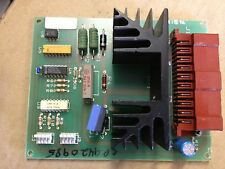 PART # 9420985 BOURG Bourg BT12 Sheet Feed Power PCB