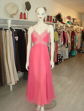 Beaded Rhinestones Wedding Maxi Cocktail Dolly Evening Party Prom Dress Gown