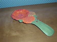 BOSTON WEARHOUSE-HARVEST TABLE MUMS SPOONREST-NEW