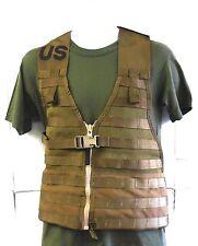 NEW U.S.M.C. COYOTE BROWN M.O.L.L.E. II FIGHTING LOAD CARRIER EQUIPMENT VEST