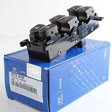 Genuine OEM Hyundai Window Main Switch LH 93570-3K600 Sonata 08-2010