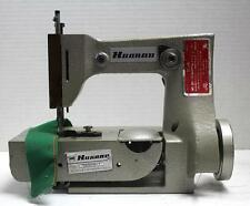 HUANAN GK-0010 1-Needle 2-Thread Chainstitch Industrial Sewing Machine Head Only