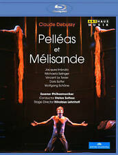 Debussy: Pelleas et Melisande (Blu Ray) [Blu-ray], New DVDs